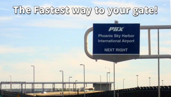 fastestwayphoenixairport